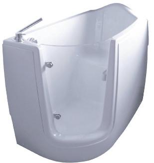 baignoire porte gain de place si ge droite nivault. Black Bedroom Furniture Sets. Home Design Ideas