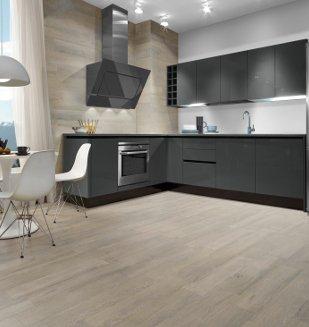 Carrelage aspect parquet nivault for Carrelage de cuisine moderne