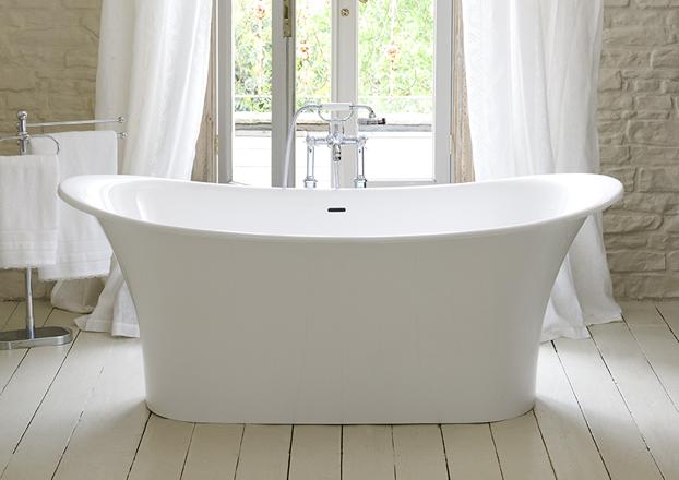 Baignoire il t charme nivault - Salle de bain baignoire ilot ...