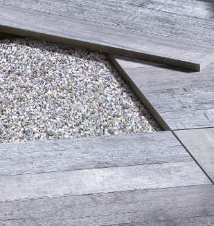 Dallage ext rieur en carrelage pour terrasse sur plot - Pose dallage exterieur sur lit de sable ...