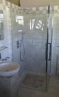 Cabine a douche cabine douche sur enperdresonlapin - Cabine de douche noir ...