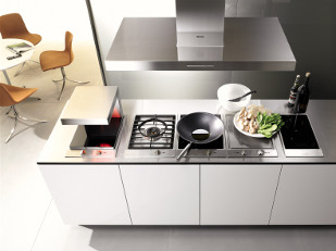 Electrom nager miele chez nivault caen toute la gamme for Cuisine amenagees equipees