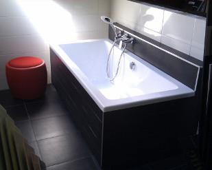 Vaste choix de baignoires chez nivault caen for Baignoires grandes dimensions