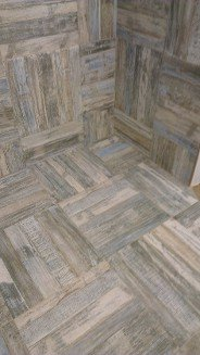 Carrelage aspect parquet nivault for Carrelage imitation caillebotis