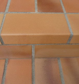 Carreau de rebord gr s tir coloris ma s nivault for Carrelage exterieur 10x20
