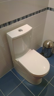 WC à poser Faible Encombrement URBAN - Pack Complet - 60 SH